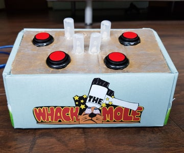 The Iconic Whack-a-Mole Has GONE WILD