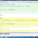BlueJ problems