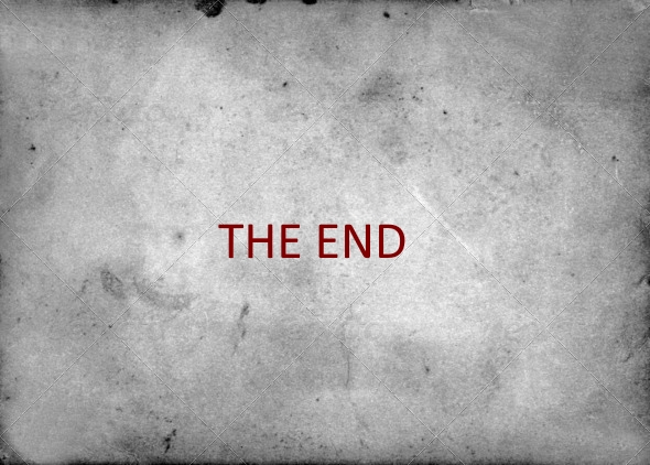 Picture of The End