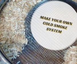 Cold Smoke Generator Hack