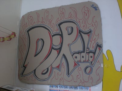 My Graffiti Drawings