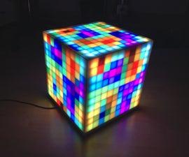 500 LED-Pixel RGB-Brick