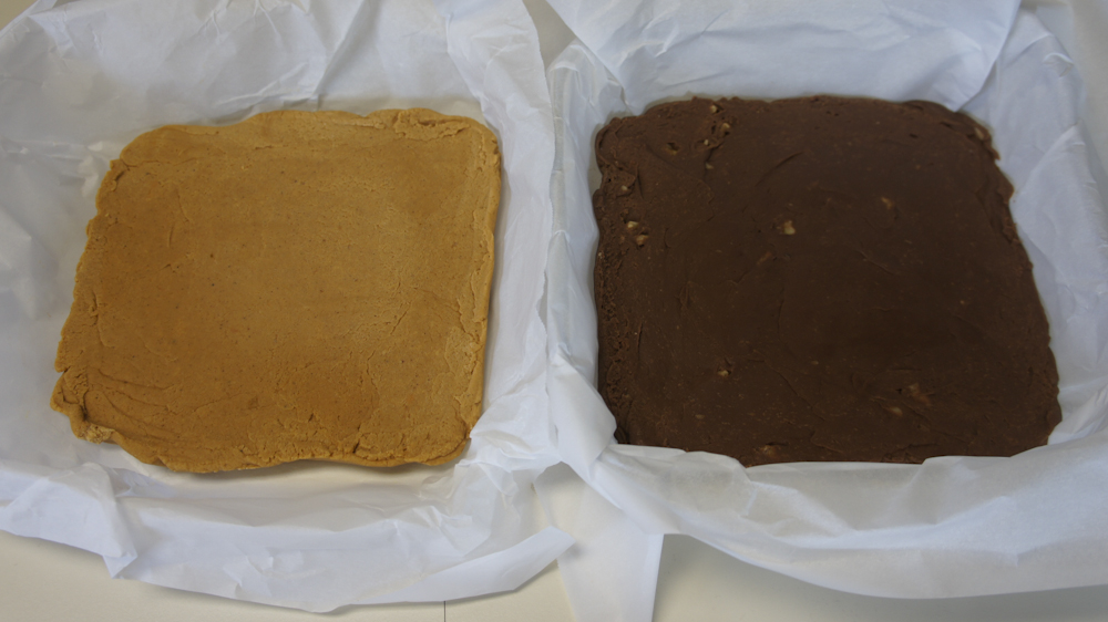 Picture of Make the Two Kinds of Fudge