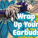 Earbud Wrap Cord