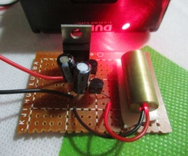 Make a Simple Laser Diode Module