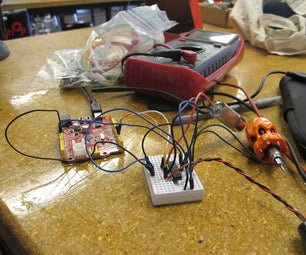 Use Xbees (series 2) to Control a Motor