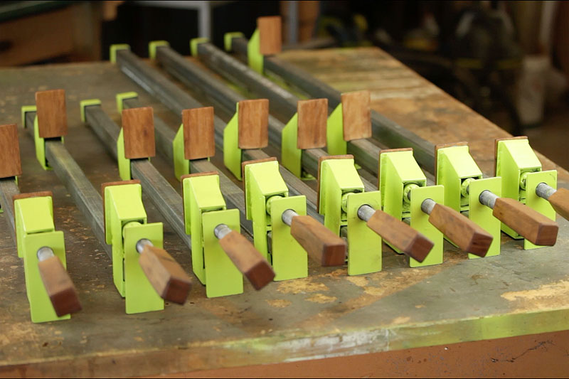 Picture of Homemade Bar Clamps