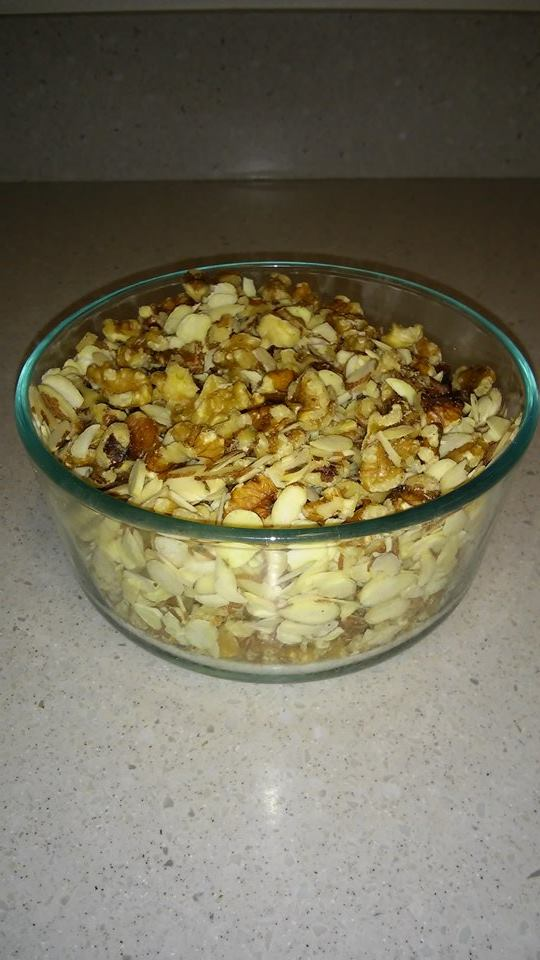 Picture of Mix Oats and Nuts