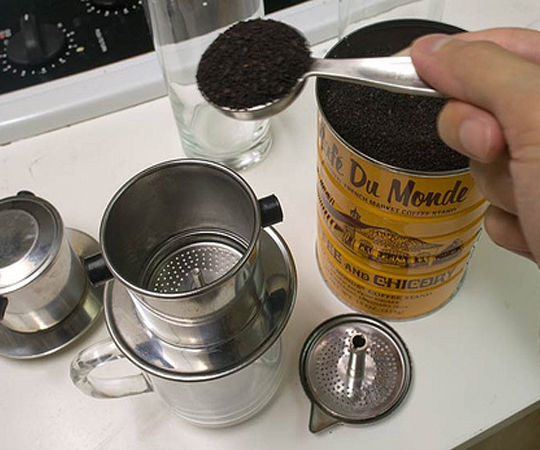 Make Vietnam Black Coffee At Home 4 Steps With Pictures Instructables