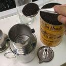 Make Vietnam Black Coffee at Home