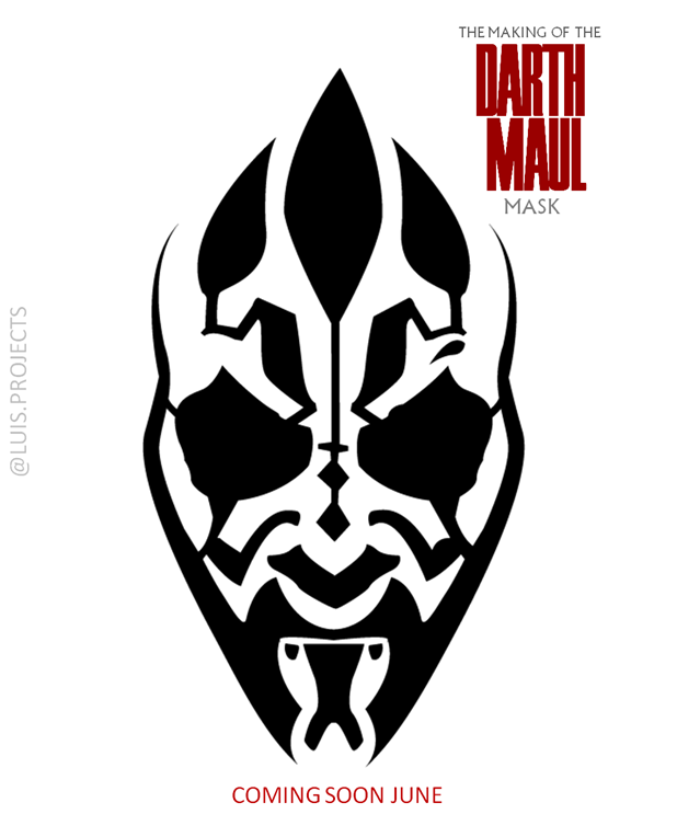 Picture of Rise of the Darth Maul Mask (Tactical Force Style)
