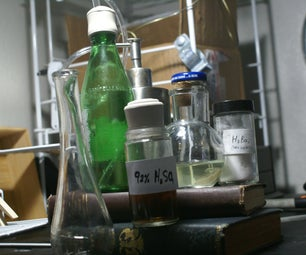 Set Up Your Home Chemistry Lab