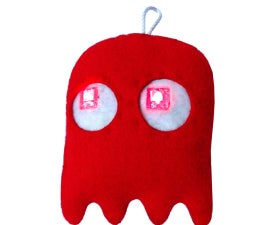Blinky! The Cute Red Ghost