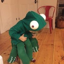 Toddler/Kid Octopus Costume