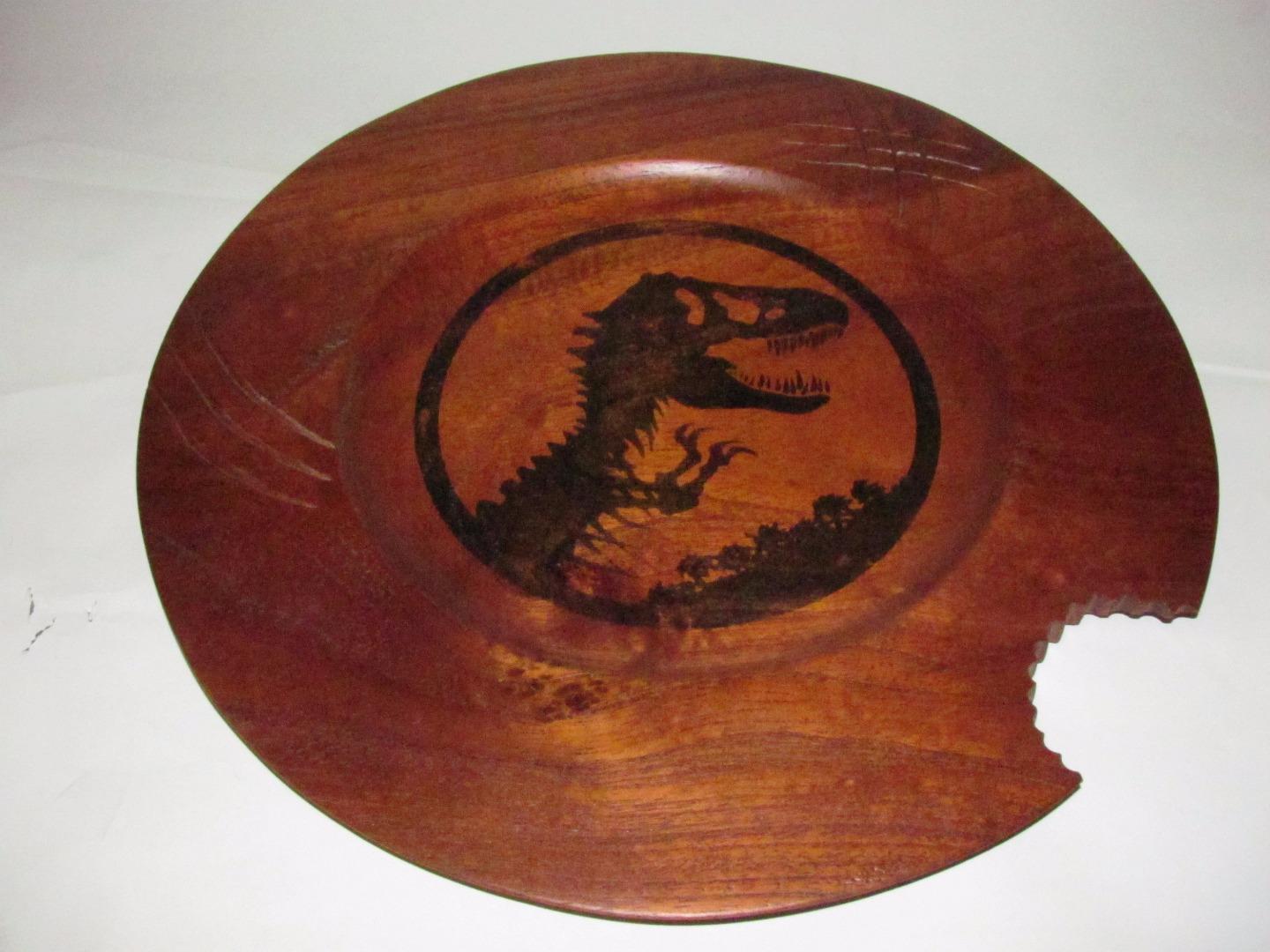 Picture of Jurassic World Timber Platter
