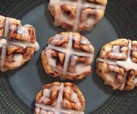 How to Make Cinnamon Roll Waffles