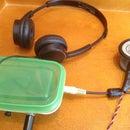 Make a SPY electronic stethoscope