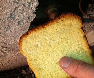 Using Bread to Sweat a Leaking Copper Pipe