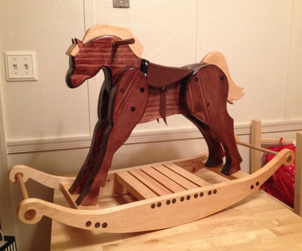 Heirloom Rocking Horse