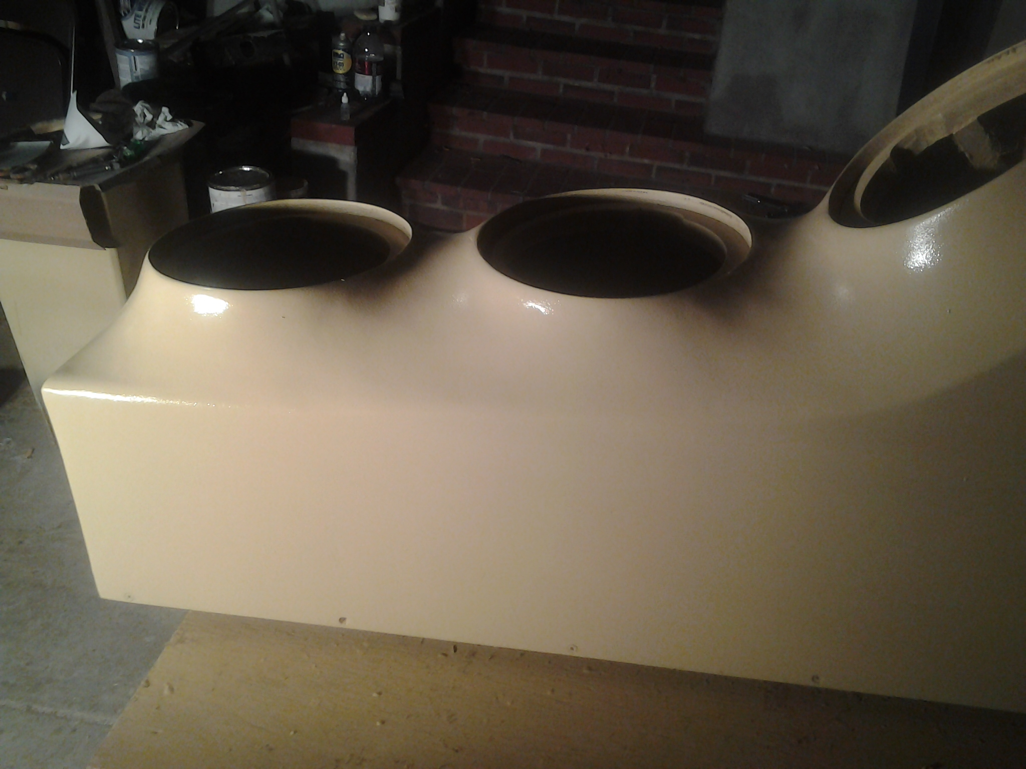 Picture of Sanding, Body Filler and Primer