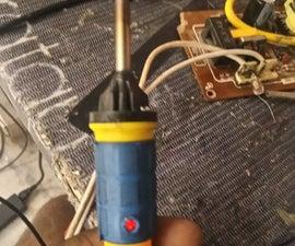 将LED指示灯添加到旧烙铁