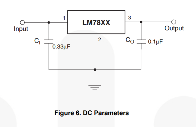 Picture of Pre-processing Circuit for Aux Signal Input