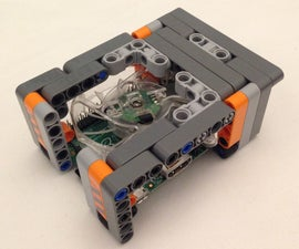 Ultimate Lego Raspberry Pi Case