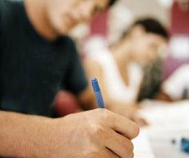 Write a Well Organized Essay