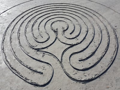 Laying Out the Labyrinth (cont.)