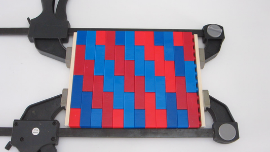 Clamp the Blocks Together (optional)