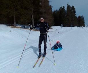 Ski Sledge for Baby