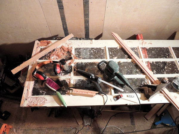 Picture of Where I Find Thrown-away Things From Which to Extract Raw Materials