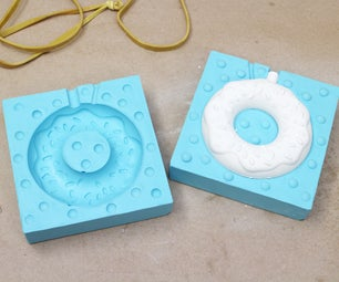 Two Part Molds