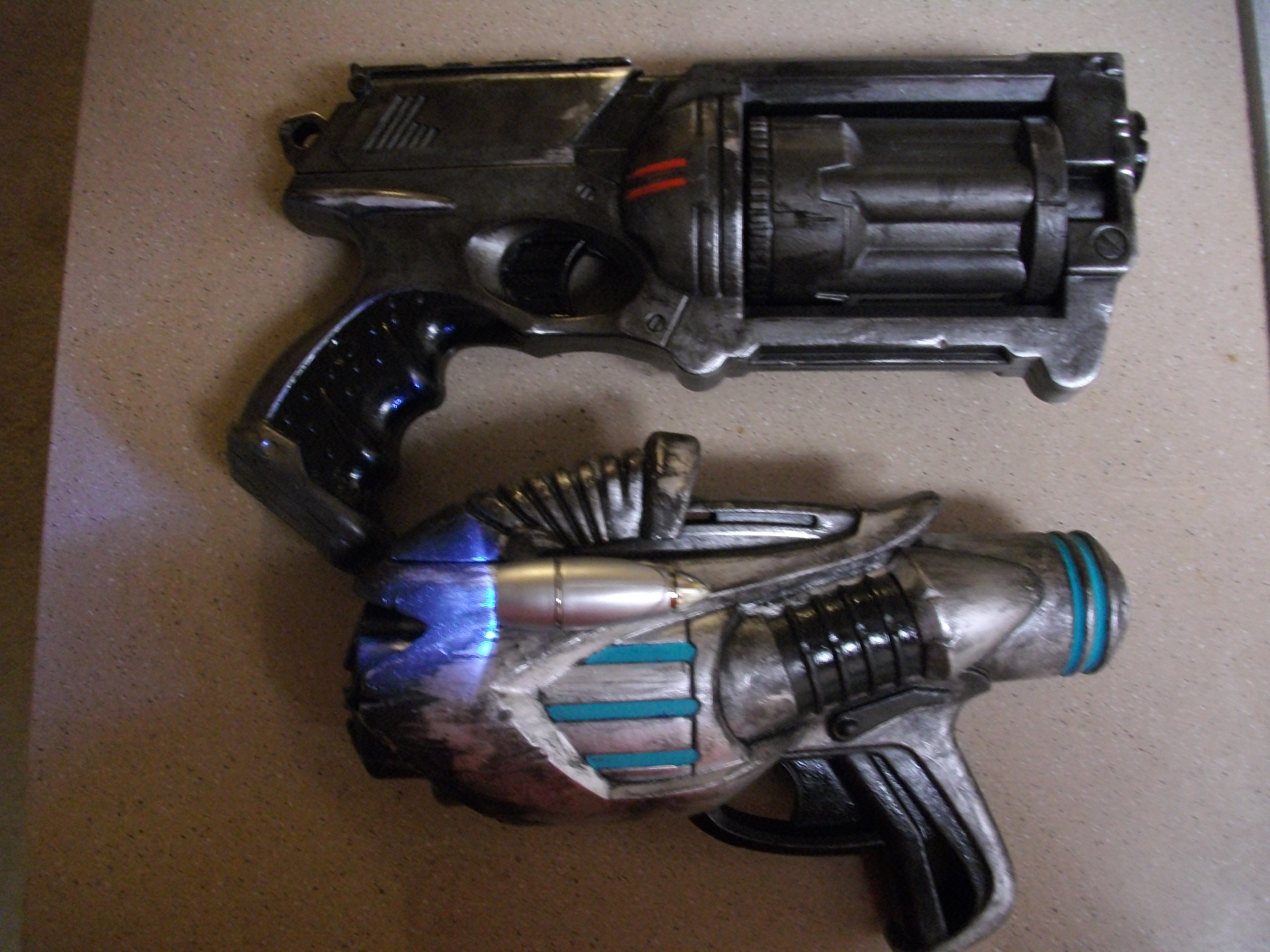 Picture of CyberPunk Nerf Guns