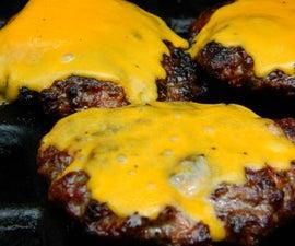 Cheeseburger Picnic