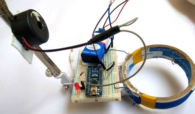 Picture of Arduino Metal Detector