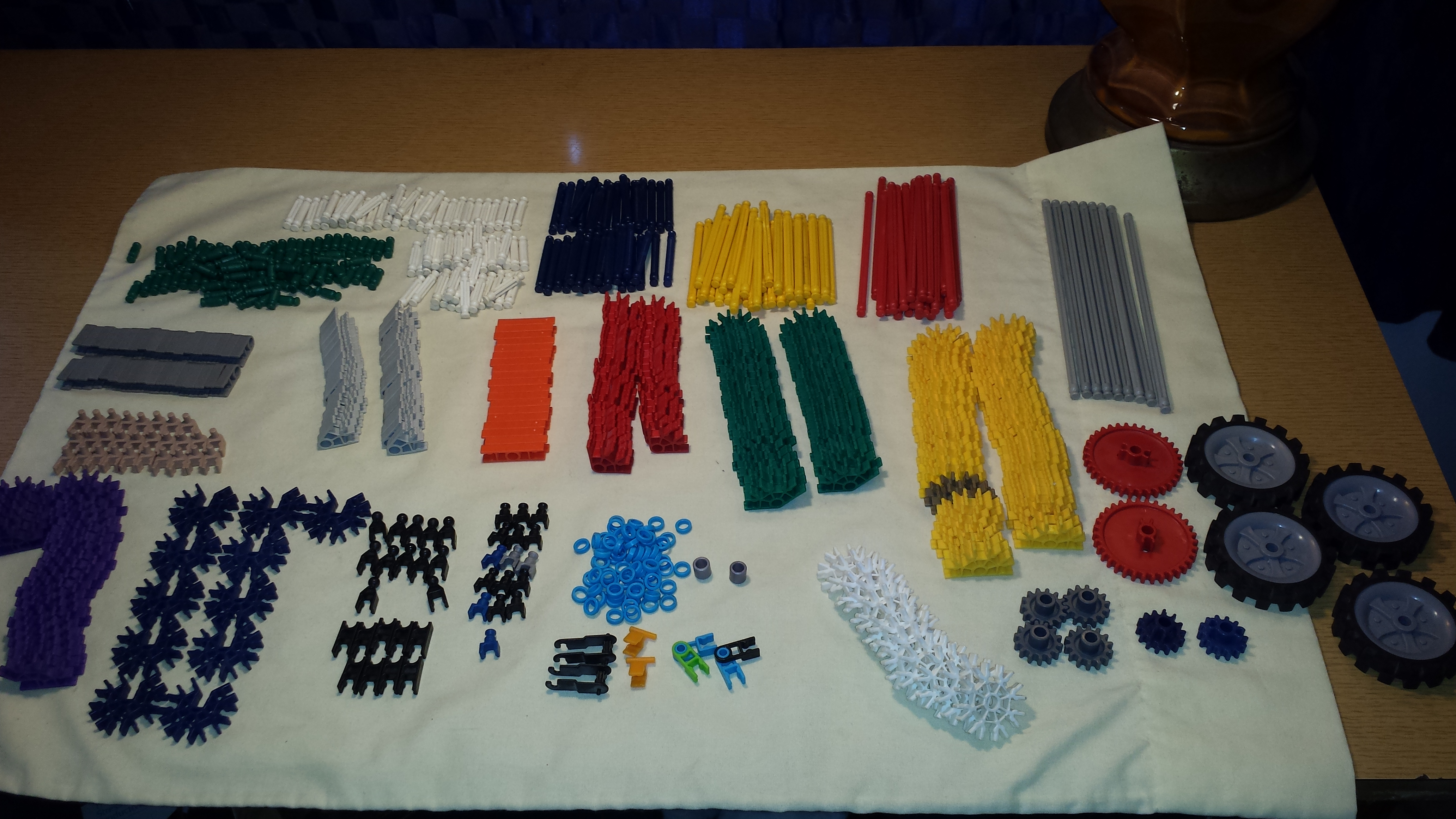 Picture of Assembling Parts