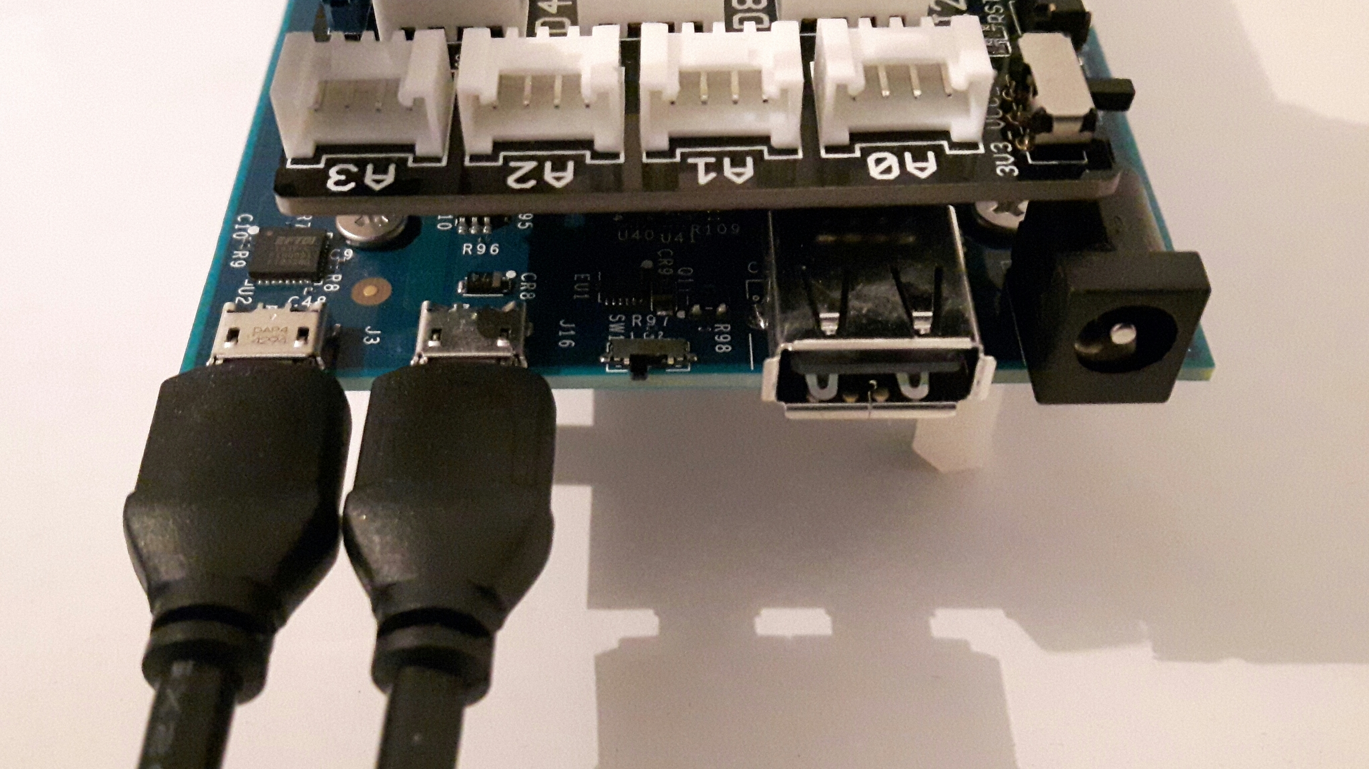 Picture of Connecting and Set-up