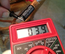 Add Battery Test to a Multimeter