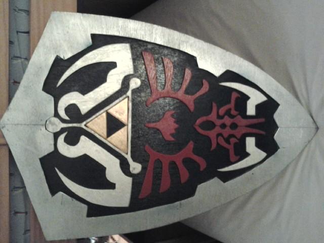 Picture of (Legend of Zelda) Hyrule Shield