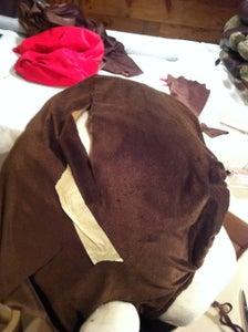 Adding the Brown Fur