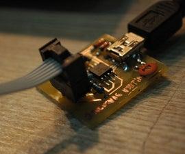 DIY $5 USBTinyISP