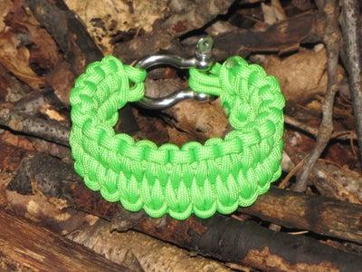 Quick Release Survival Bracelet/Quick Release Paracord Bracelet