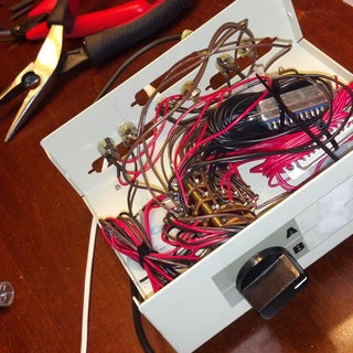 DIY Audio Switch
