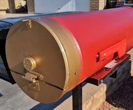 Shotgun Shell Mailbox