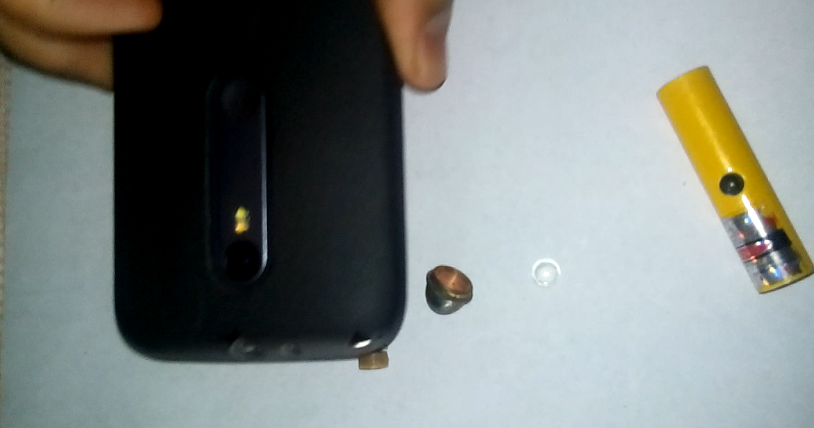 Picture of Salvaging of Lens