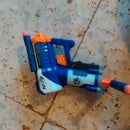 How to put extra darts on your nerf