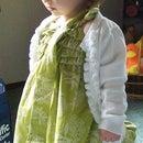 Ruffle Bodice Dress - Original design!