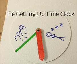 The Getting Up Time Clock