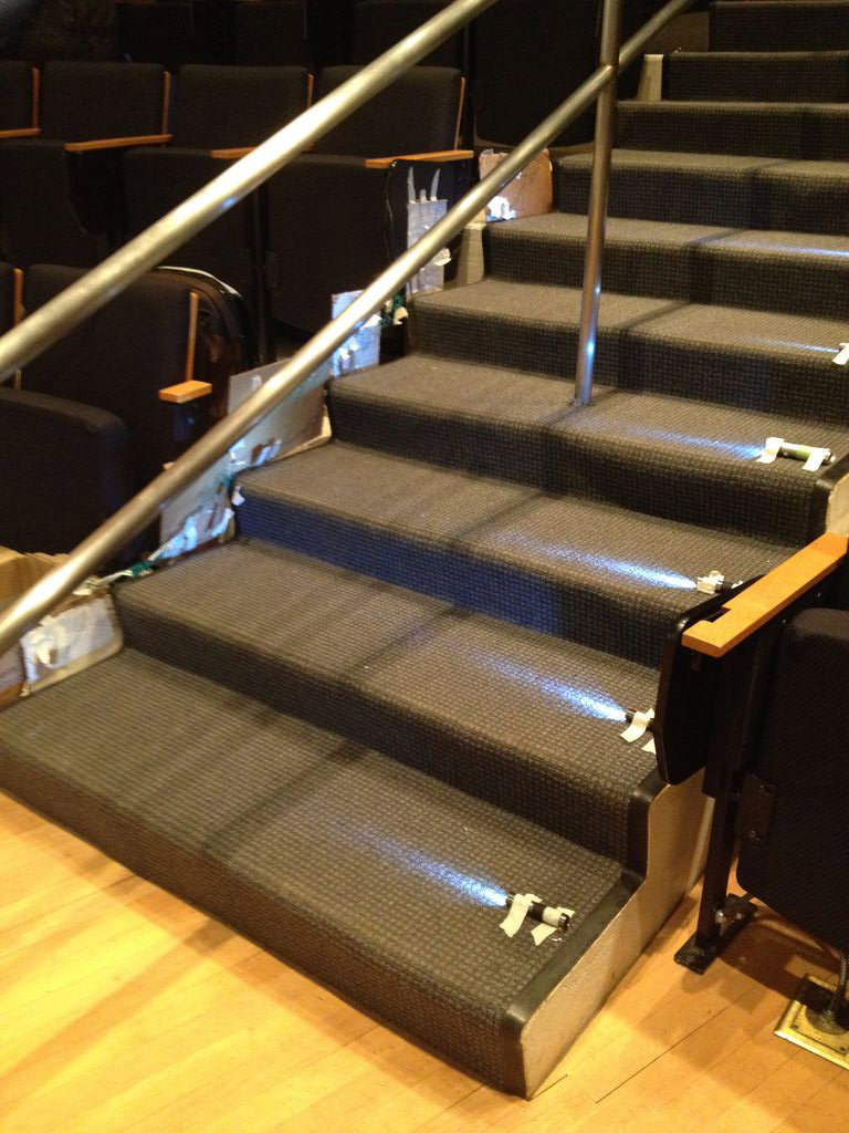 Picture of Setup the Staircase